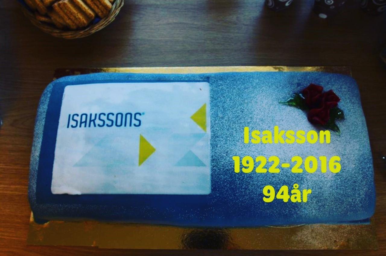 Isakssons 94 år